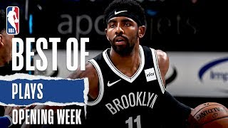 NBA's Best Plays From Opening Week | 2019-20 NBA Season