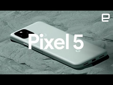 Google's Pixel 5 event: Watch with us LIVE