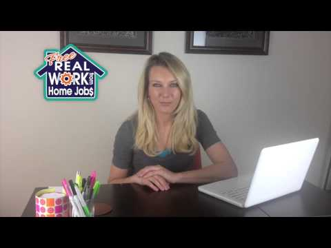 Work From Home 2013 | Legitimate Companies Hiring People To Work From Home