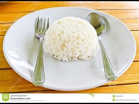 132.Arroz Blanco Al Vapor (Steamed Rice) (Como Hacer)(How To)-LaFlacaCocina
