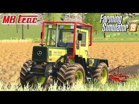 MB Trac 1000 Intercooler Final new v1.3.0