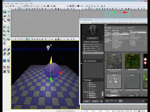preview-Static Mesh\'s Using 3ds Max to Unreal Development Kit - UDK Tutorial (raven67854)