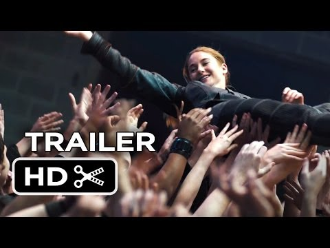 Divergent Official Final Trailer (2014) – Shailene Woodley, Kate Winslet Movie HD