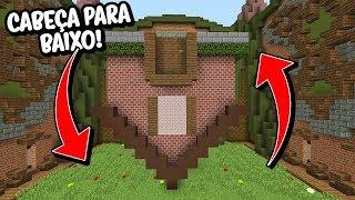 Video Minecraft: DESAFIO! EU SÓ POSSO CONSTRUIR DE CABEÇA PARA BAIXO! (BUILD BATTLE) MP3, 3GP, MP4, WEBM, AVI, FLV Mei 2019