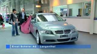 BMW Scherer YouTube-Video