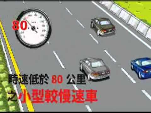 處罰條例小型車篇