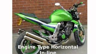 8. 2007 Kawasaki Z 1000 - Details, Features