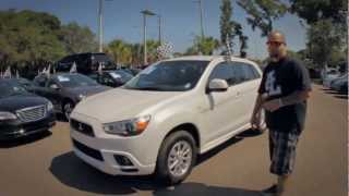 Autoline's 2011 Mitsubishi Outlander Sport ESWalk Around Review Test Drive