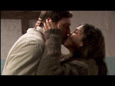 il segreto - lesmes e jacinta si baciano