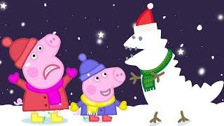 Video Peppa Pig Full Episodes 🎄Christmas Special ❄️Snow ❄️ Cartoons for Children MP3, 3GP, MP4, WEBM, AVI, FLV Juli 2019