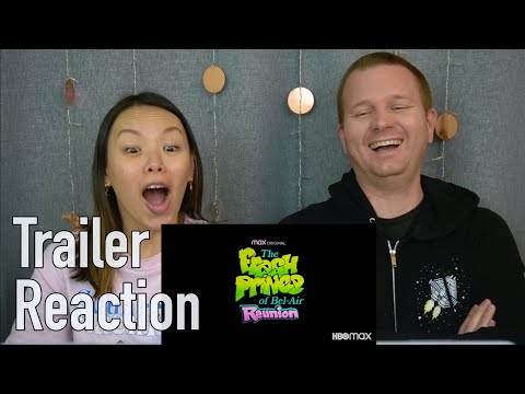 The Fresh Prince of Bel-Air Reunion Trailer // Reaction & Review