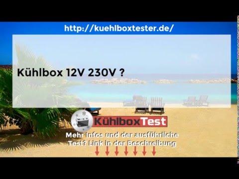Kühlbox 12V 230V Test 2016 - Der beste Vergleich ++ACHTUNG++   kuehlboxtester.de