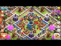 "ALL ELECTRIC DRAGON RAID "" clash of clans"" NEW UPDATE! HD Mp4 3GP"