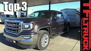 2. Tested & Reviewed: Top 3 Most Fuel Efficient Trucks Towing & Not Towing