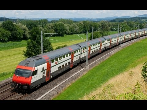 Swiss - Recorded August 15, 2011: My Swiss Rail journey from Zurich to St. Moritz. From: http://timvp.com.