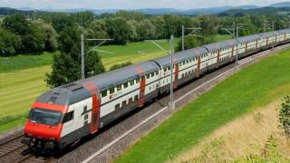 Recorded August 15, 2011: My Swiss Rail journey from Zurich to St. Moritz. Watch my complete Switzerland video @ https://youtu.be/2SyW_CPXxcU From: ...