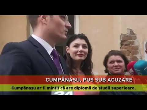 Alexandru Cumpănașu, pus sub acuzare pentru fraudă