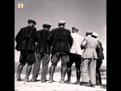 tenore di orune Anzeleddu Soma col  tenore su tempiesu
