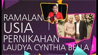 Video Mbah Mijan Ramalkan Usia Pernikahan Laudya Cynthia Bella Dengan Engku Emran MP3, 3GP, MP4, WEBM, AVI, FLV November 2017