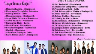 Video Lagu Teman Kerja 1,Seventeen, Letto, Samsons, Kerispatih MP3, 3GP, MP4, WEBM, AVI, FLV September 2019