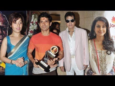 Spotted: Celebs At Dadasaheb Phalke Academy Awards