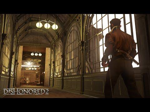 Dishonored 2 en vidéo de gameplay