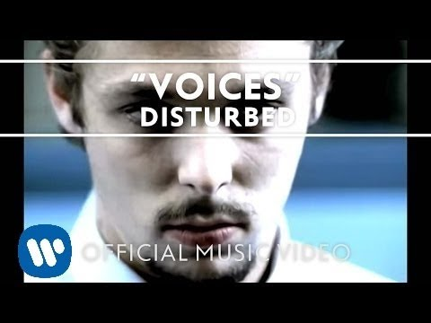 Disturbed - Voices [Official Music Video] (видео)