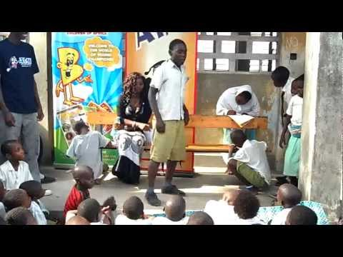 Distribution & Activations at Tudor primary Mombasa