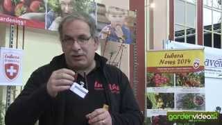 Lubera at the Edible Garden Show in London 2014