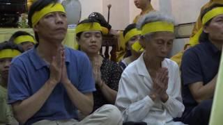 Lễ tang Tỳ kheo ni Thích Nữ Diệu Huệ 11-06-2016