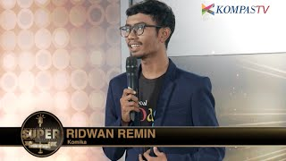 Video Ridwan Remin: Perjalanan ke Bandung - SUPER Stand Up Seru eps 184 MP3, 3GP, MP4, WEBM, AVI, FLV Februari 2018