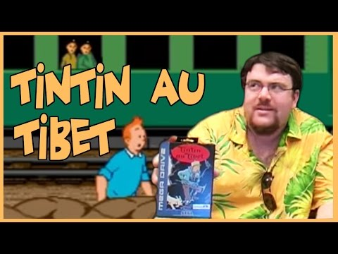 tintin au tibet game boy rom