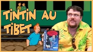 Video Joueur du grenier - Tintin au Tibet - Megadrive MP3, 3GP, MP4, WEBM, AVI, FLV Agustus 2017
