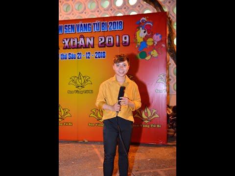 Bé Công Quốc tham gia đêm nhạc từ thiện cuối cùng với nghệ sĩ hài Anh Vũ (QUY KÍNH PHẬT ĐÀ) - Thời lượng: 5 phút, 40 giây.