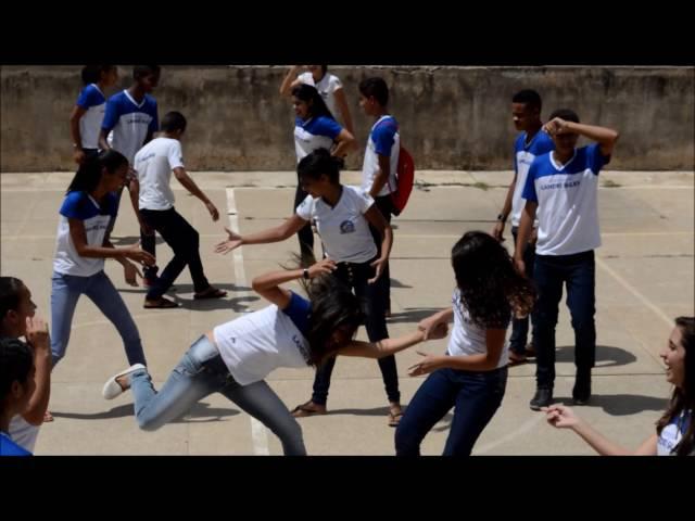 Atividade de Educação Física - Bandeirinha - Canal Educação/U.E. Landri Sales - São Pedro do Piauí