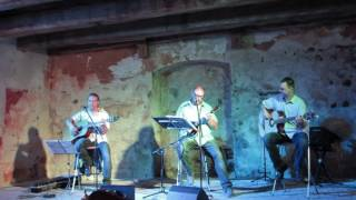 Video ACOUSTIX Plzeň - Raindrops Keep Falling On My Head
