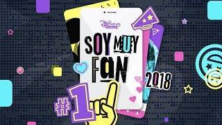 Video #SoyMuyFan   2018 en Disney Channel MP3, 3GP, MP4, WEBM, AVI, FLV Juni 2019