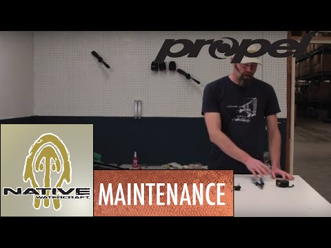 Propel Drive Maintenance