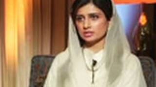 Pak Foreign Minister Hina Rabbani Khar Speaks To NDTV