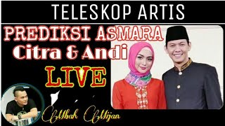Video Ramalan Asmara Andi Arsyil Dan Citra Kirana, Mbah Mijan #Tarot (LIVE) MP3, 3GP, MP4, WEBM, AVI, FLV September 2017