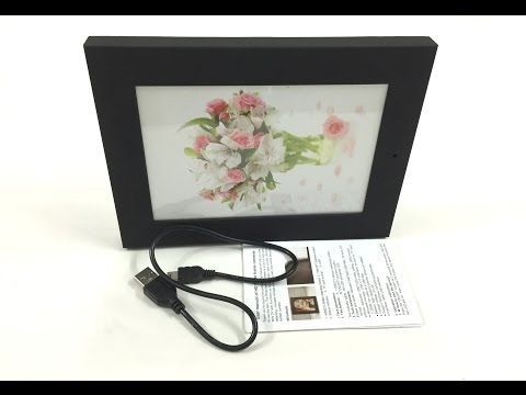 Photo Frame, Hidden Camera Photo Frame
