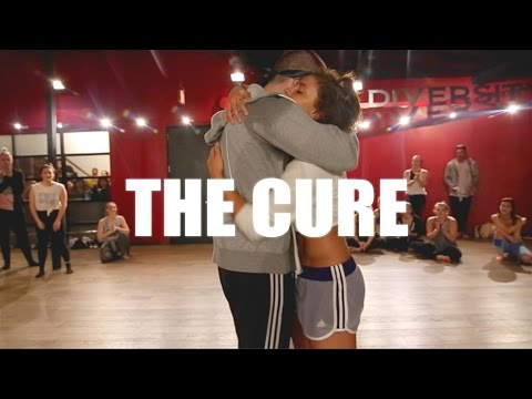 BLAKE MCGRATH | THE CURE CHOREOGRAPHY