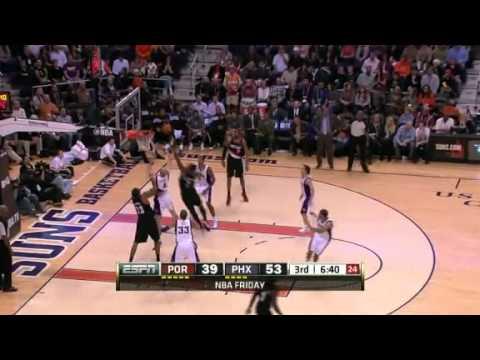 Portland Trail Blazers 77 – Phoenix Suns 102