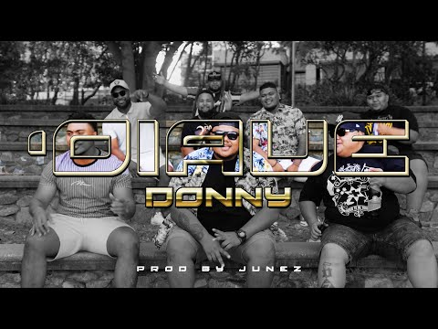 DONNY - 'Oiaue (Official Music Video)