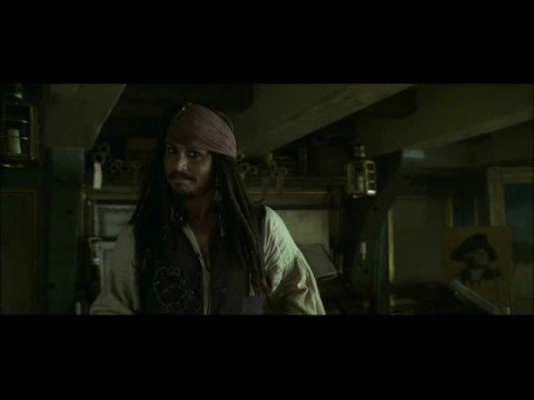 Pirates of The Caribbean - Bloopers -1-