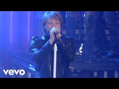 BON JOVI - It's My Life (koncert)