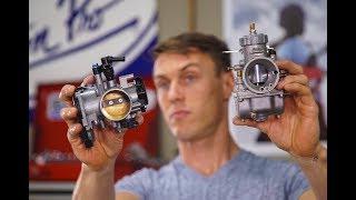 7. Carburetors vs. Electronic Fuel Injection—What's Better? | MC Garage
