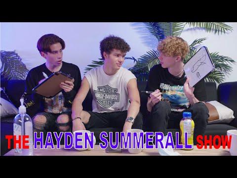 The Hayden Summerall Show   Episode 1