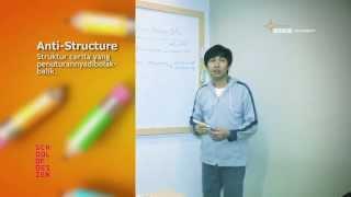 Struktur cerita dalam animasi
