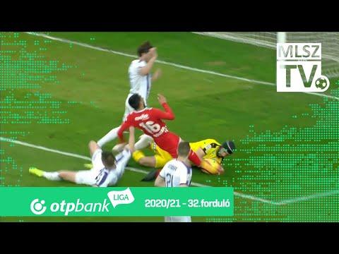 32. forduló: DVTK - Újpest 0-0